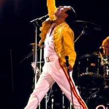 Hungarian Rhapsody: Queen Live in Budapest, Freddie Mercury durante lo storico concerto del 1986