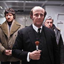Il peggior Natale della mia vita: Fabio De Luigi in una scena con Antonio Catania e Ale di Ale & Franz