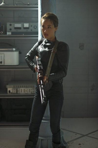 Maggie Q In Un Immagine Promozionale Dell Episodio Consequences Della Terza Stagione Della Serie Nik 256037