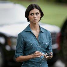 Morena Baccarin in un'immagine dell'episodio Q & A della seconda stagione di Homeland