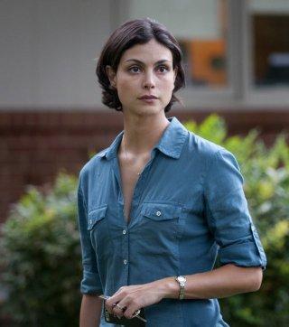 Morena Baccarin in una foto dell'episodio Q & A della seconda stagione di Homeland