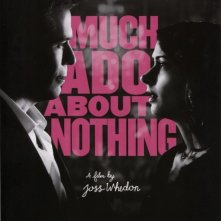 Much Ado About Nothing: la locandina del film