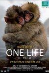 One Life: la locandina italiana del film