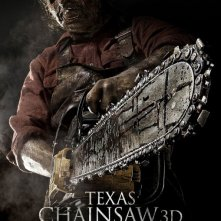 Texas Chainsaw 3D: poster per il nuovo remake USA