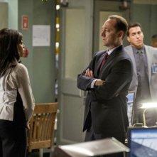 Una scena dell'episodio Bury the Lede della serie TV Person of Interest