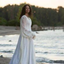 Angela Alvarado in una foto promozionale dell'episodio La Llorona della serie TV Grimm