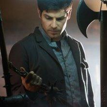 David Giuntoli in un'immagine promozionale dell'episodio La Llorona della serie televisiva Grimm