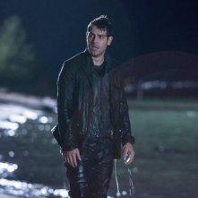 David Giuntoli in un'immagine promozionale dell'episodio La Llorona della serie TV Grimm