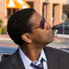 Flight: Denzel Washington in una scena