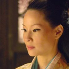 L'uomo con i pugni di ferro: Lucy Liu è Madame Blossom