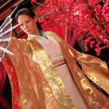 L'uomo con i pugni di ferro: Lucy Liu nei panni di Madame Blossom