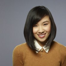 The Carrie Diaries: Ellen Wong in una foto promozionale