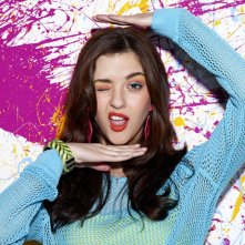The Carrie Diaries: Katie Findlay in una immagine promozionale