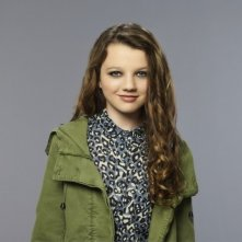 The Carrie Diaries: Stefania Owen in una foto promozionale