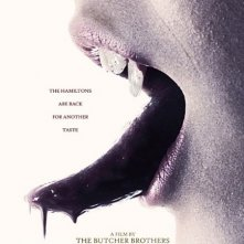 The Thompsons: la locandina del film