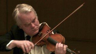 Philip Seymour-Hoffman in A Late Quartet