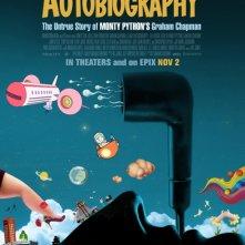A Liar\'s Autobiography - The Untrue Story of Monty Python\'s Graham Chapman: la locandina del film