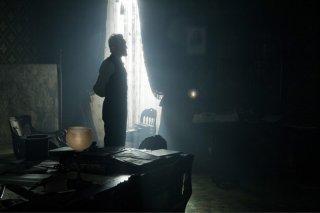 Daniel Day-Lewis è Abramo Lincoln nel film di Spielberg.