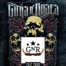 Guns N\'Roses Live from London O2: la locandina del film