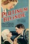 La donna di platino: la locandina del film