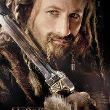Lo Hobbit - Un viaggio inaspettato: character poster di Dean O'Gorman, alias Fili