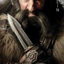 Lo Hobbit - Un viaggio inaspettato: character poster di Graham McTavish, alias Dwalin