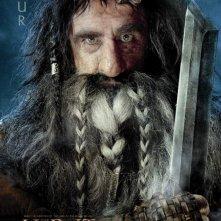 Lo Hobbit - Un viaggio inaspettato: character poster di William Kircher, alias Bifur