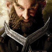 Lo Hobbit - Un viaggio inaspettato: character poster di Jed Brophy, alias Nori