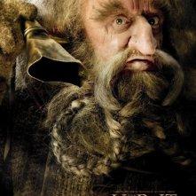 Lo Hobbit - Un viaggio inaspettato: character poster di John Callen, alias Oin