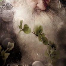 Lo Hobbit - Un viaggio inaspettato: character poster di Ken Stott, alias Balin