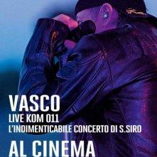 Vasco Live Kom 011: la locandina del film