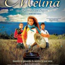 Melina - Con rabbia e con sapere: la locandina del film