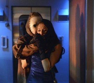 Pretty Little Liars: Troian Bellisario in una scena dell'episodio This is a Dark Ride