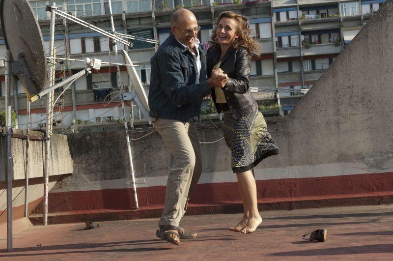 Benur Paolo Triestino Ed Elisabetta De Vito In Una Scena Del Film 256562