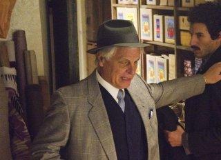 Itaker: Francesco Scianna e Michele Placido in una scena del film