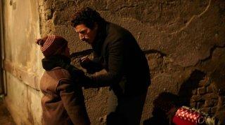 Itaker: il protagonista Francesco Scianna in una scena del film