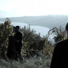 Itaker: una scena del film