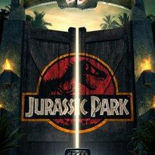 Jurassic Park 3D: ecco la locandina