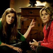 La scoperta dell'alba: Susanna Nicchiarelli e Margherita Buy in una scena del film