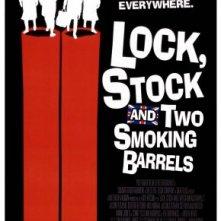 Lock & Stock - pazzi scatenati: locandina originale