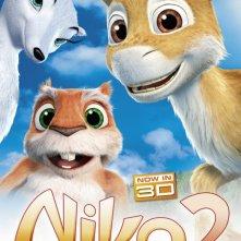 Niko 2: la locandina del film