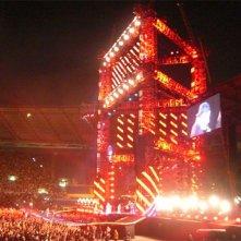Vasco Live Kom 011: un'immagine del film sul concerto di Vasco Rossi a San Siro del giugno 2011