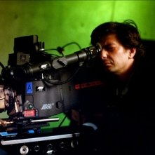 A Glimpse Inside the Mind of Charles Swan III: il regista del film Roman Coppola sul set