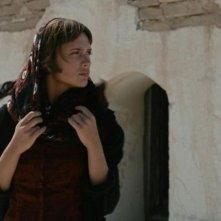 Aspettando il mare: Anastasia Mikulchina in una scena del film