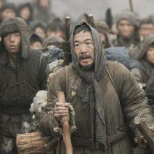 Back to 1942: Chen Daoming in una scena del film
