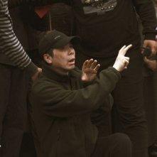 Back to 1942: il regista Feng Xiaogang sul set del film