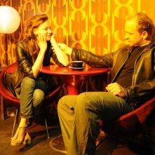 Ixjana: Magdalena Boczarska insieme a Borys Szyc in una scena del film