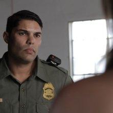 Marfa Girl: Ulysses Lopez in una scena del film