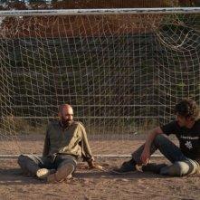 Black Star: Alessandro Procoli e Luca Di Prospero in una scena