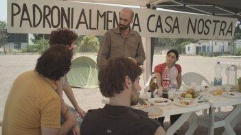 Black Star: Alessandro Procoli in una scena del film